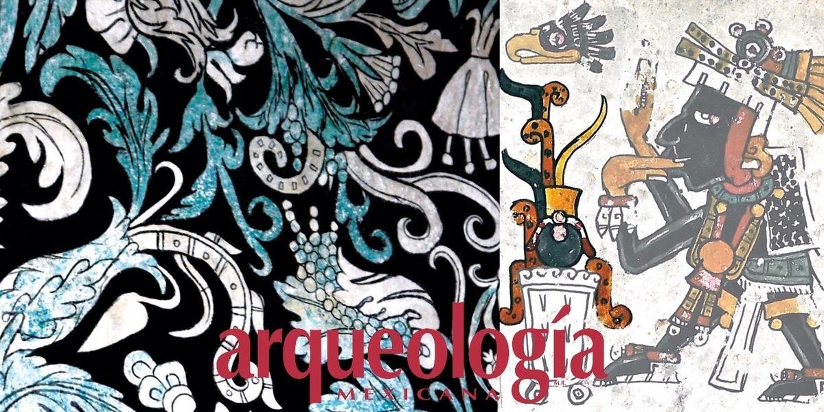 De vírgulas, serpientes y flores. Iconografía del olor en los códices del Centro de México
