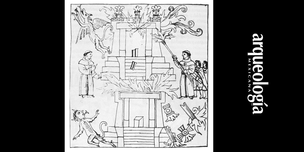 Ídolos o dioses. Imágenes prehispánicas del México virreinal