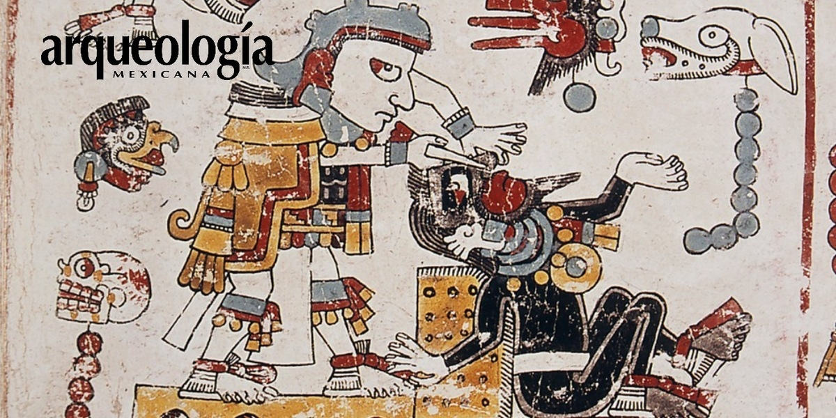 El señor 8 Venado, Garra de Jaguar