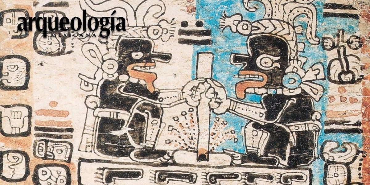 Las deidades protectoras de los mercaderes mayas