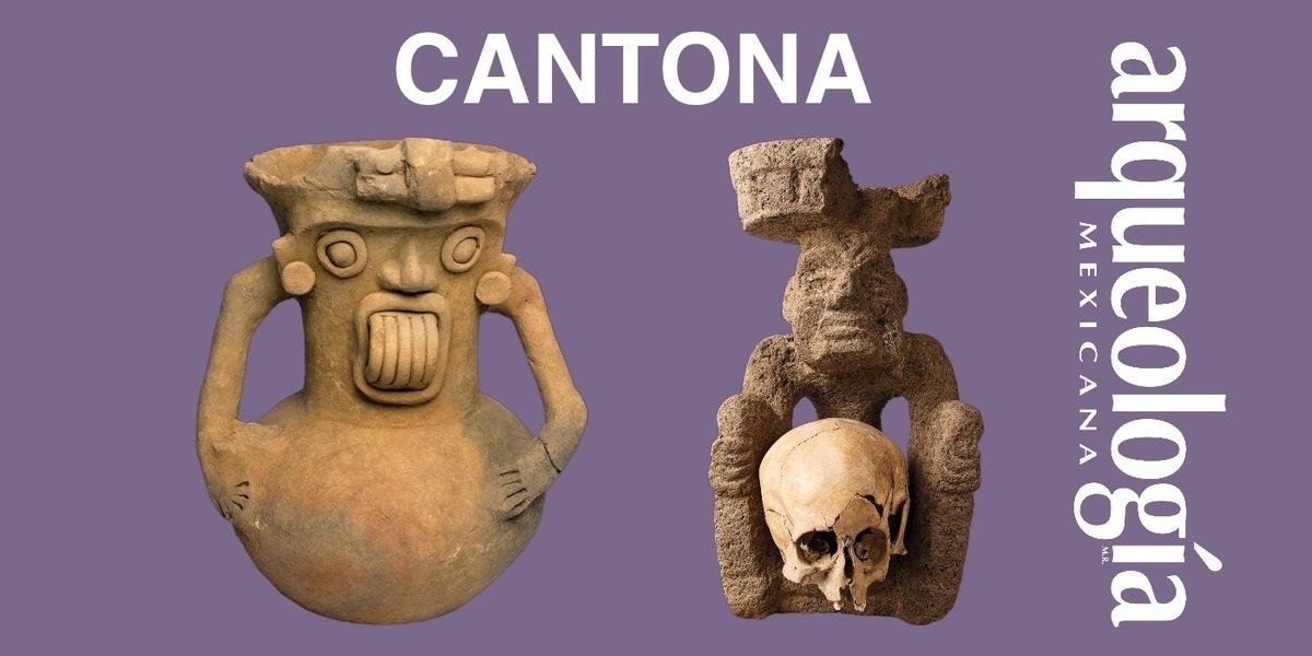 Cantona. Organización sociopolítica
