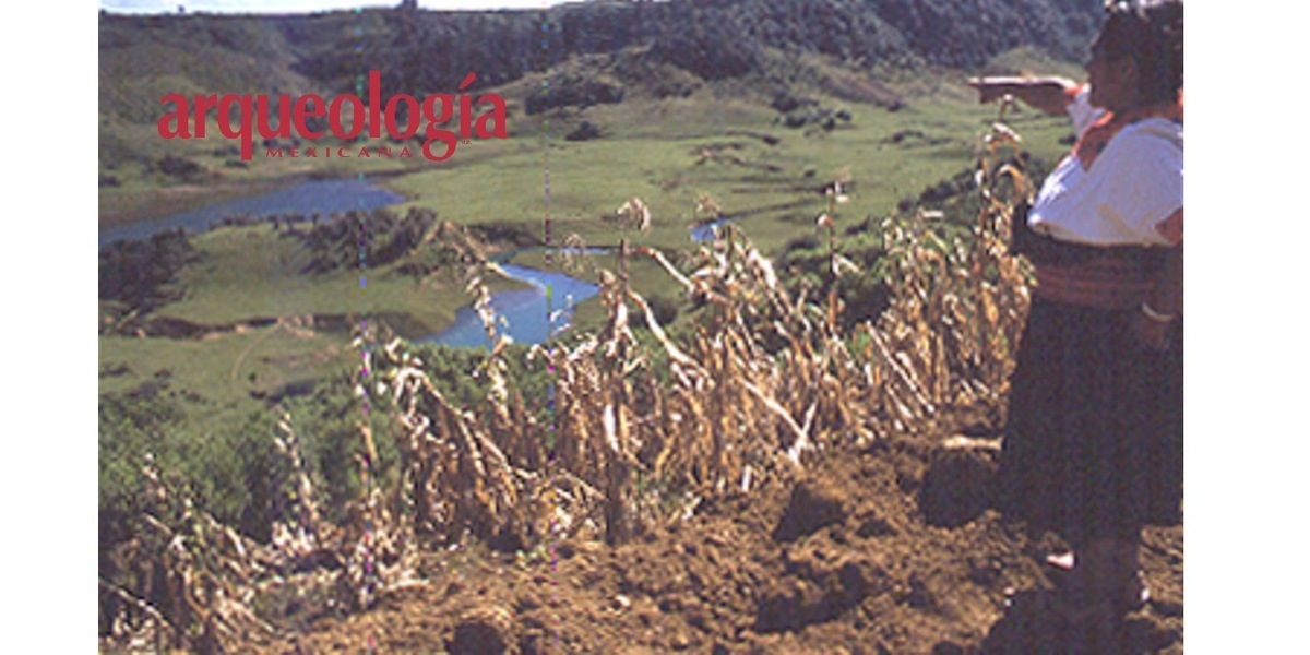 El origen del maíz en San Ildefonso Ixtahuacán