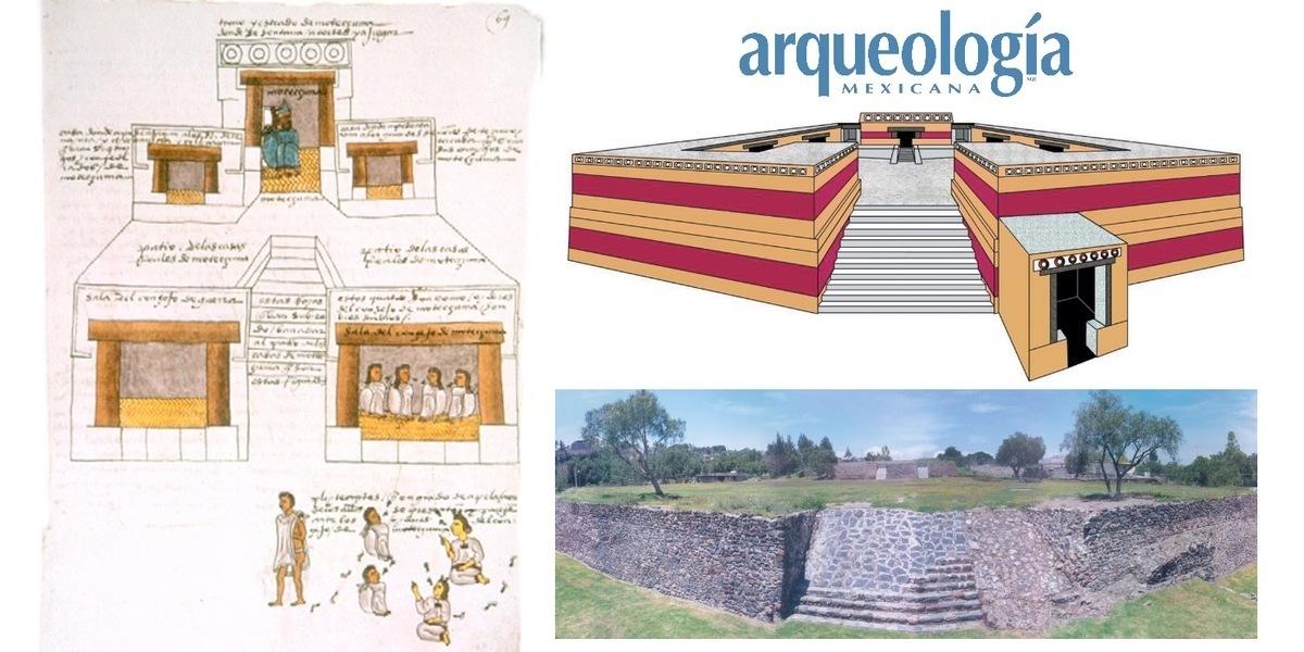 El tecpan de Chimalhuacán