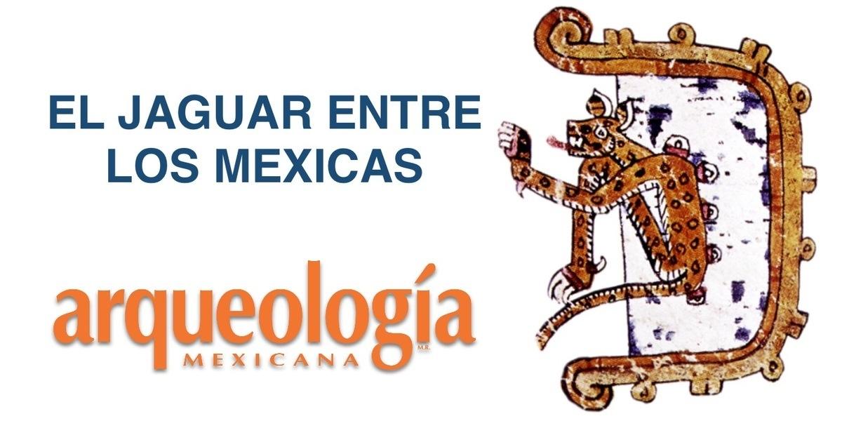 El jaguar en la cosmovisión mexica