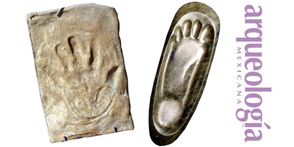 Manos y pies en Mesoamérica segmentos y contextos