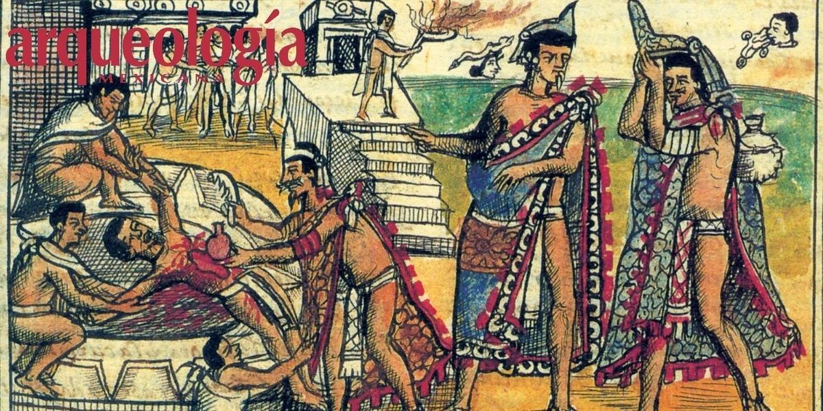 Tlahtoani y cihuacóatl. Una dualidad teocrática en México-Tenochtitlan