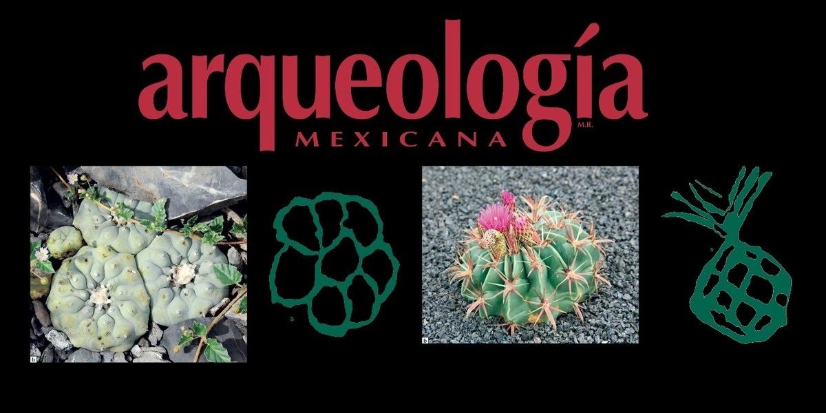 Representación de plantas en la imaginería del arte rupestre en México