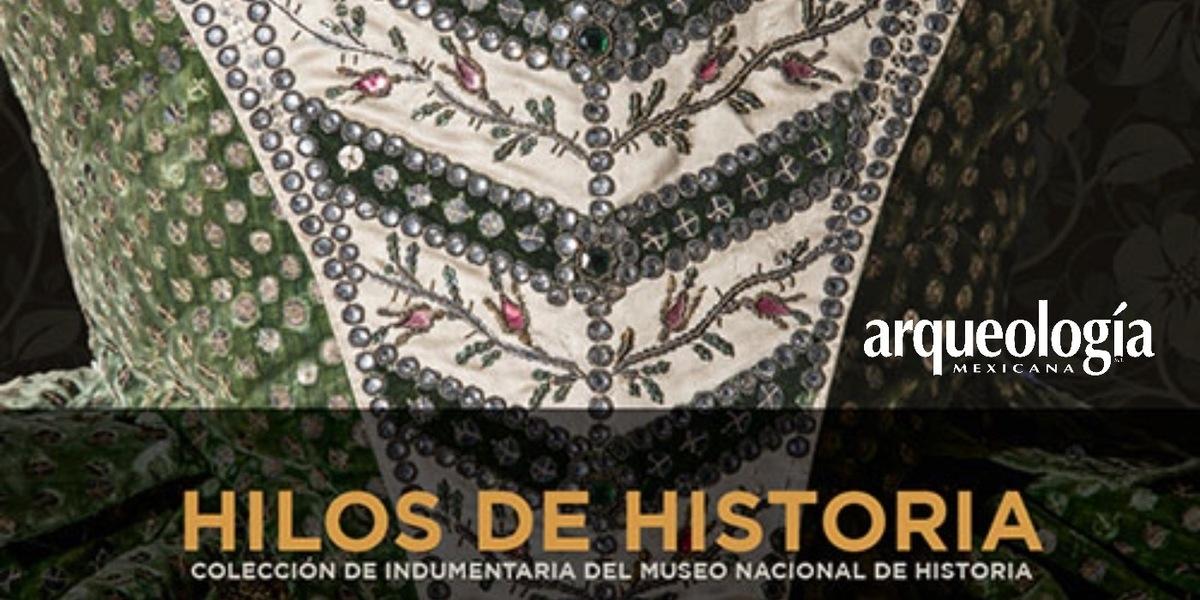 """Publican el libro """"Hilos de historia. Colección de Indumentaria del Museo Nacional de Historia"""""""
