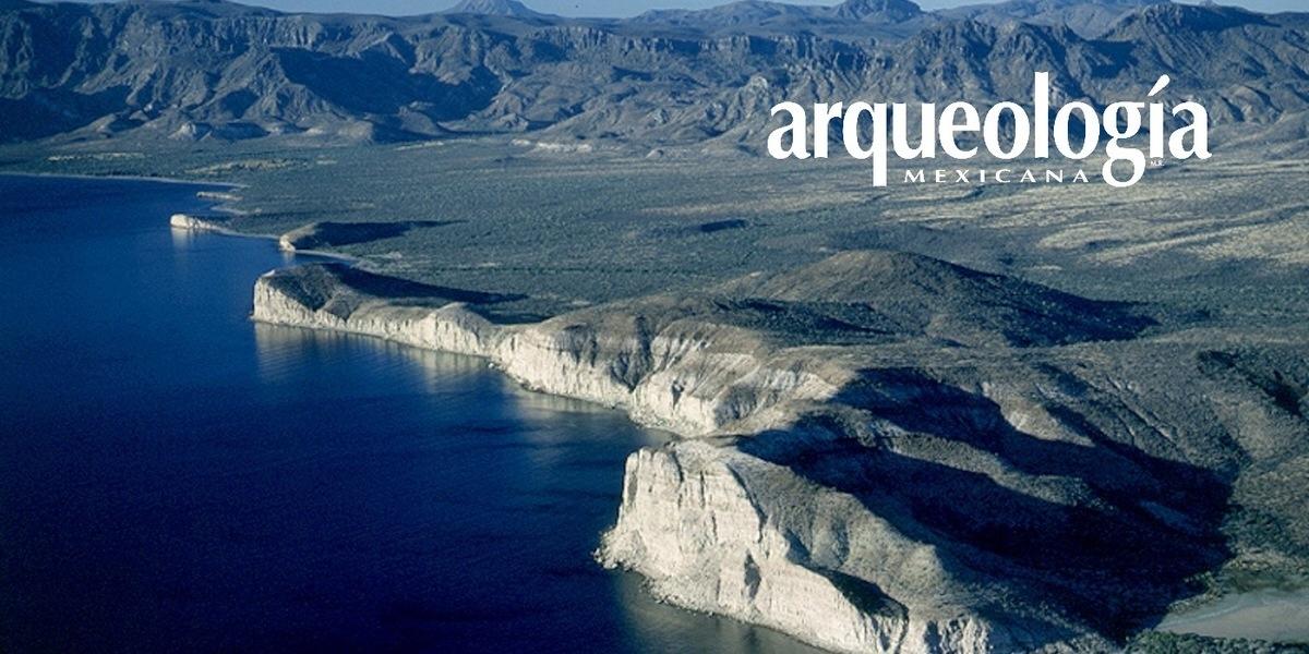 Paisajes de Baja California pasado y presente