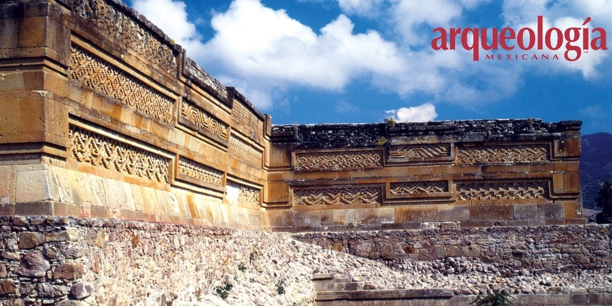 Las tumbas de Mitla y los estudios de Batres