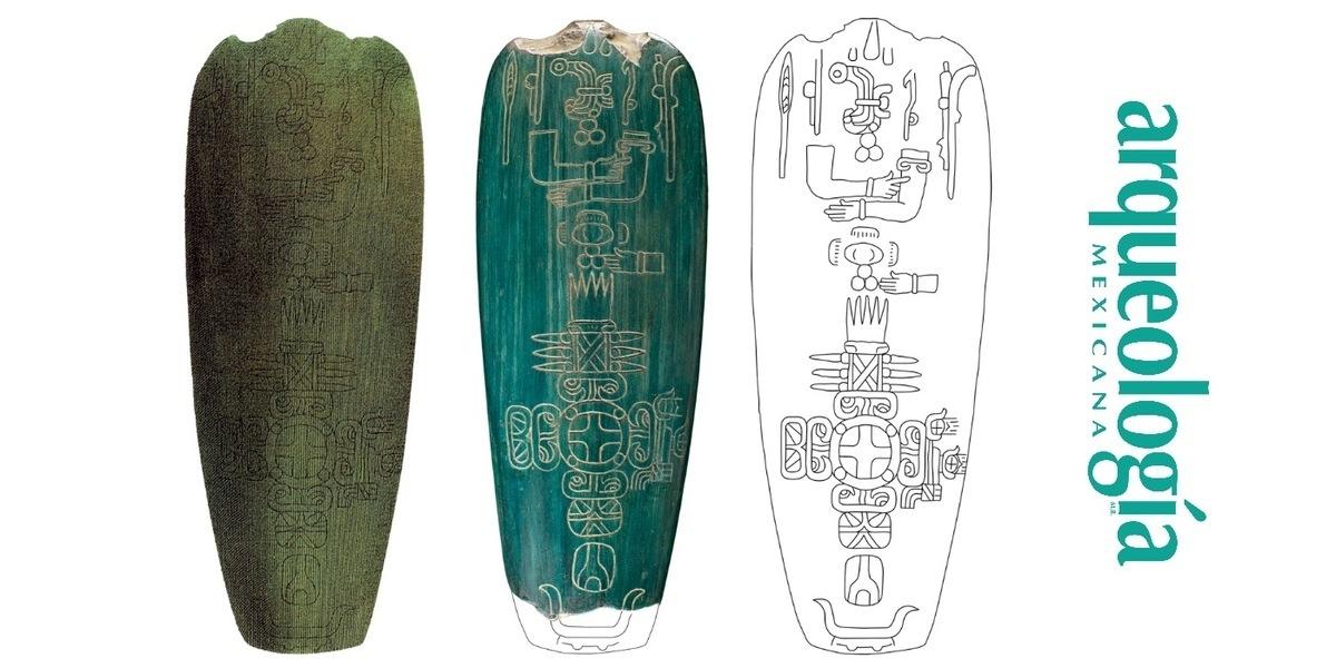 El Hacha Humboldt. Un objeto ritual olmeca tallado en jadeitita