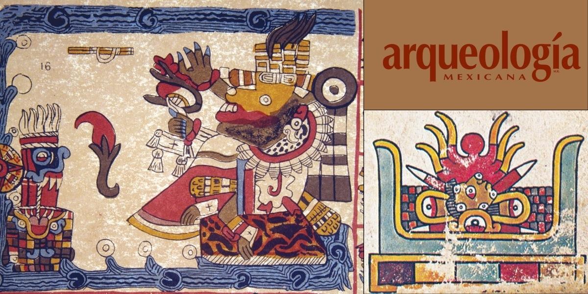 Muerte y renacimiento de Quetzalcóatl