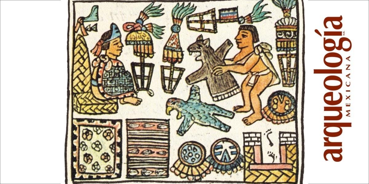 Los Tipos De Tributo En La época Prehispánica Arqueología Mexicana