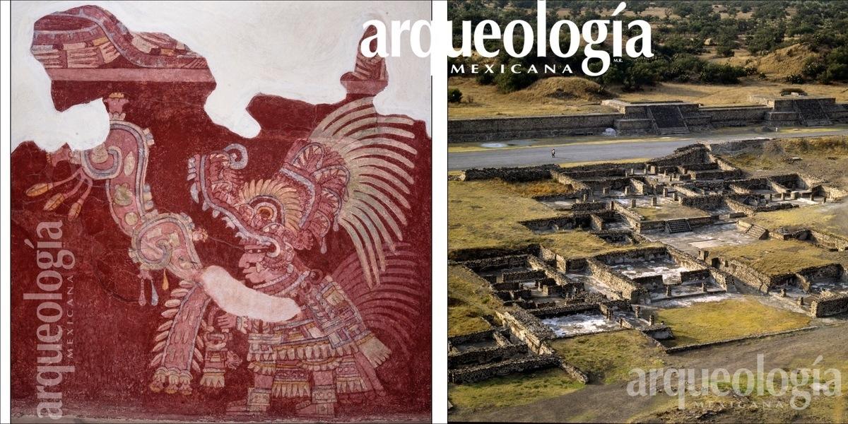 La Ca 237 Da De Teotihuacan Arqueolog 237 A Mexicana