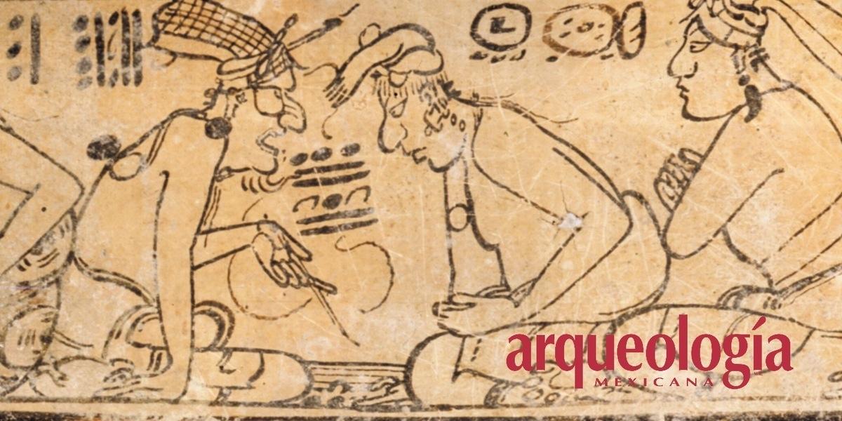 La magia de la palabra en el Ritual de los bacabes