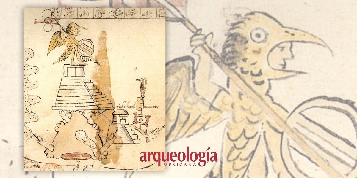 En Coatépetl: el nacimiento de Huitztlopochtli