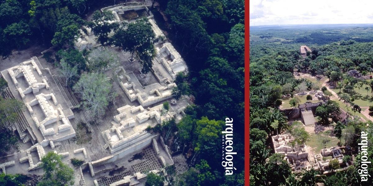 Cronología de Kohunlich, Quintana Roo