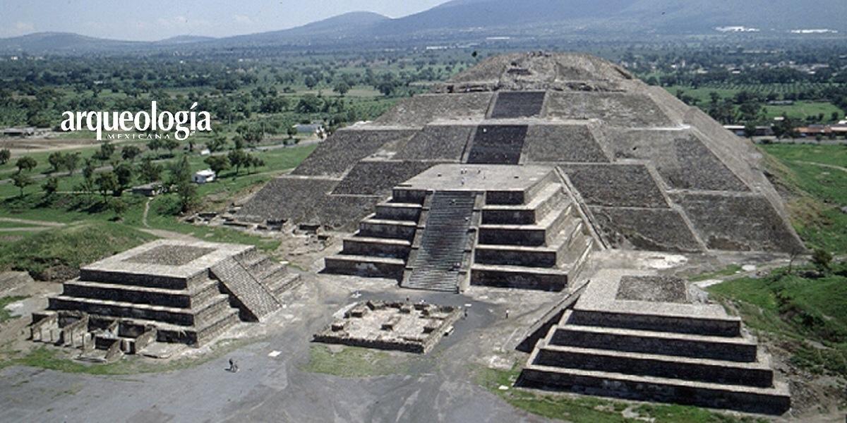 Hallazgos recientes en la Pirámide de la Luna