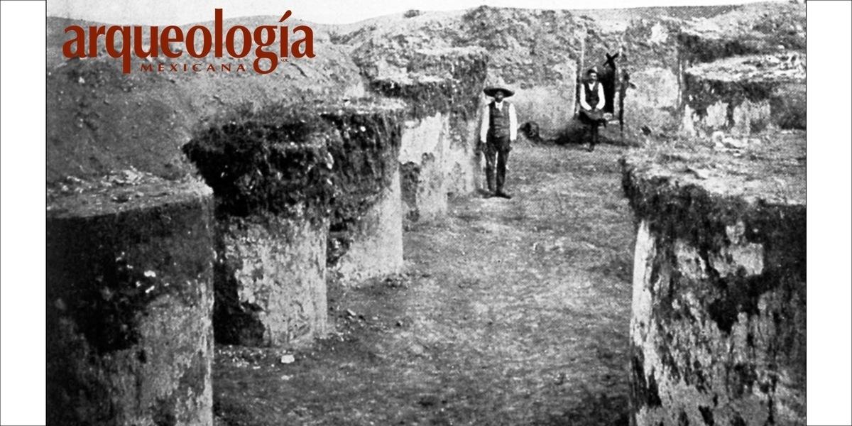 La expedición arqueológica de Gamio al norte de México