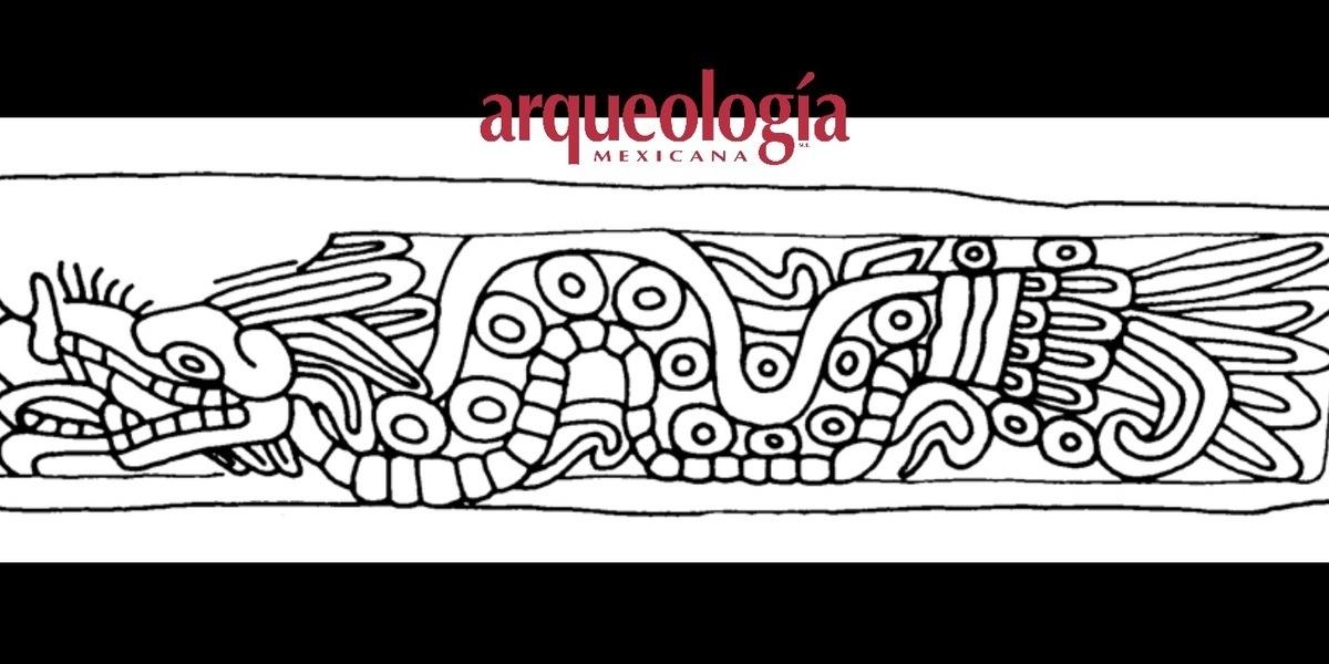 Quetzalcóatl, patrono dinástico mexica