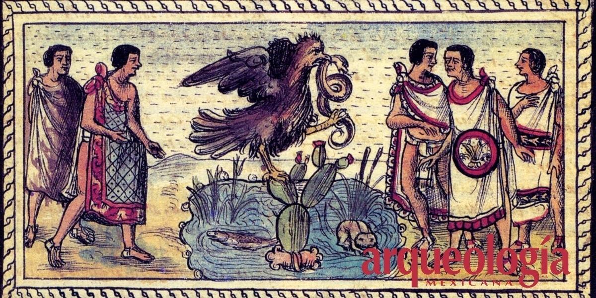 """La fundación de México-Tenochtitlan. Consideraciones """"crono-lógicas"""""""