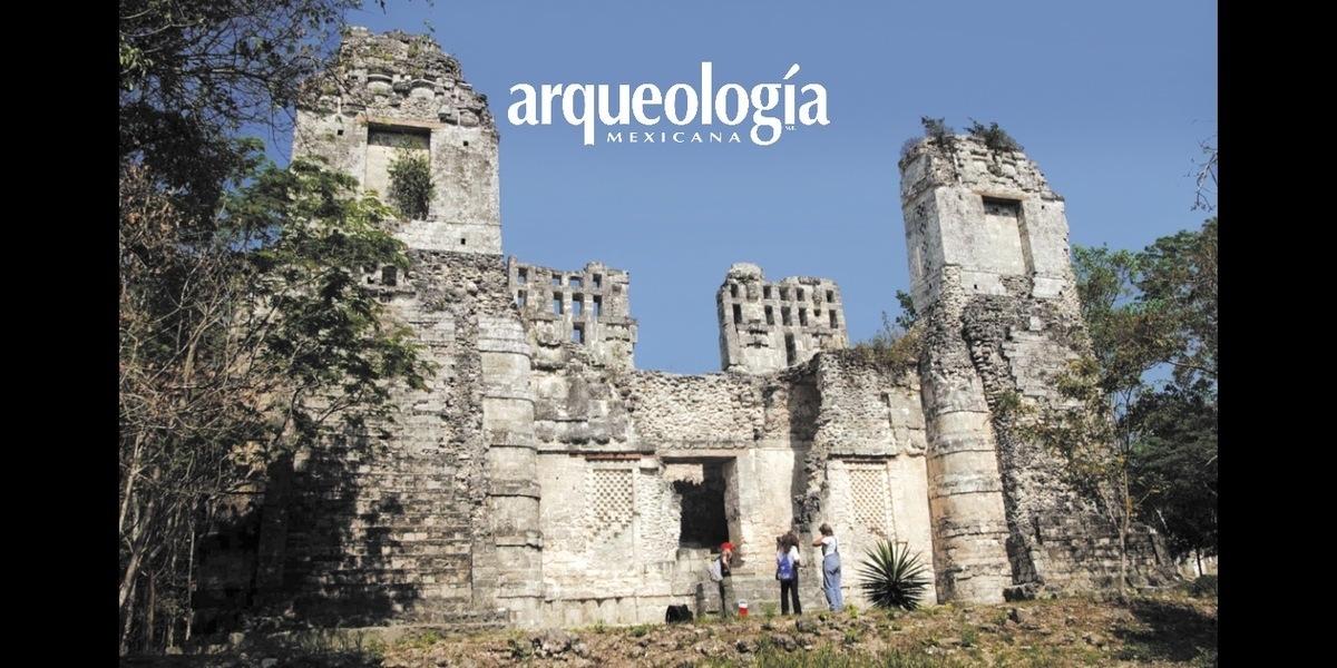 Exploraciones en distintos sitios de la península de Yucatán