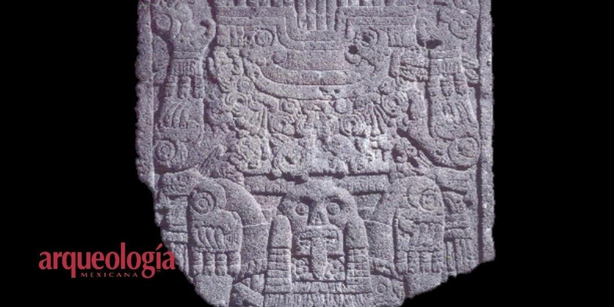 """Tlaltecuhtli, """"Deidad de la tierra"""""""
