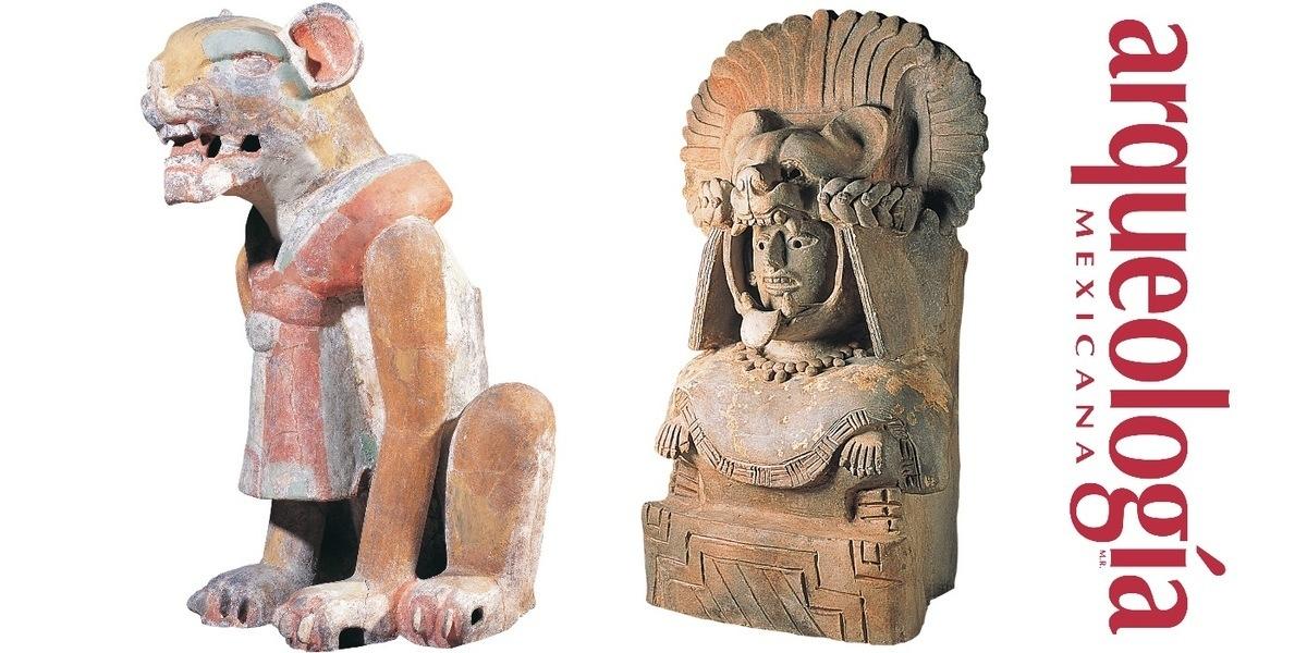El simbolismo del jaguar en el suroeste de Mesoamérica