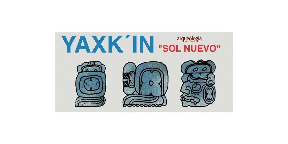 Veintenas mayas: YAXK'IN
