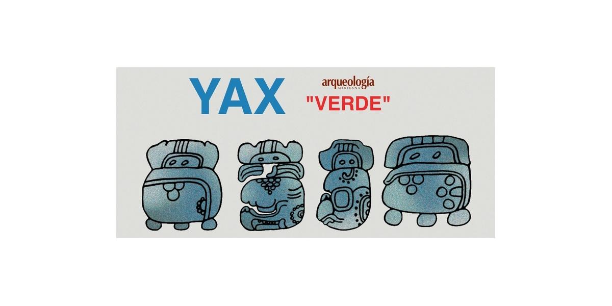 Veintenas mayas: YAX