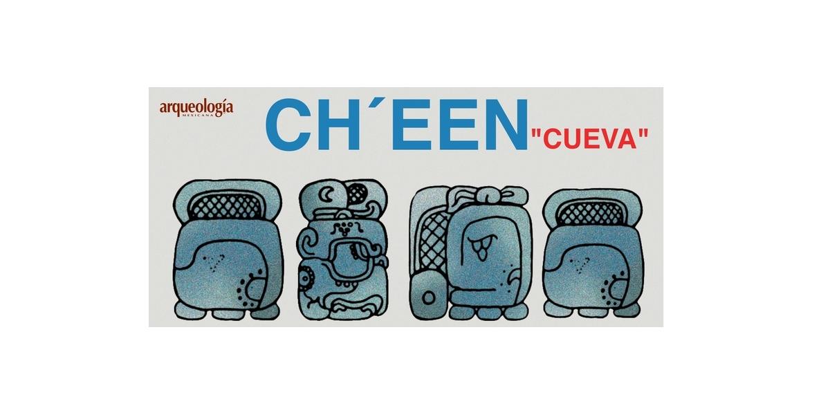 Veintenas mayas: CH´EEN
