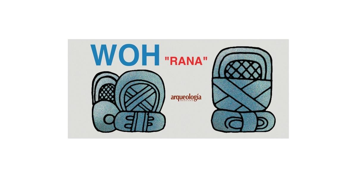 Veintenas mayas: WOH