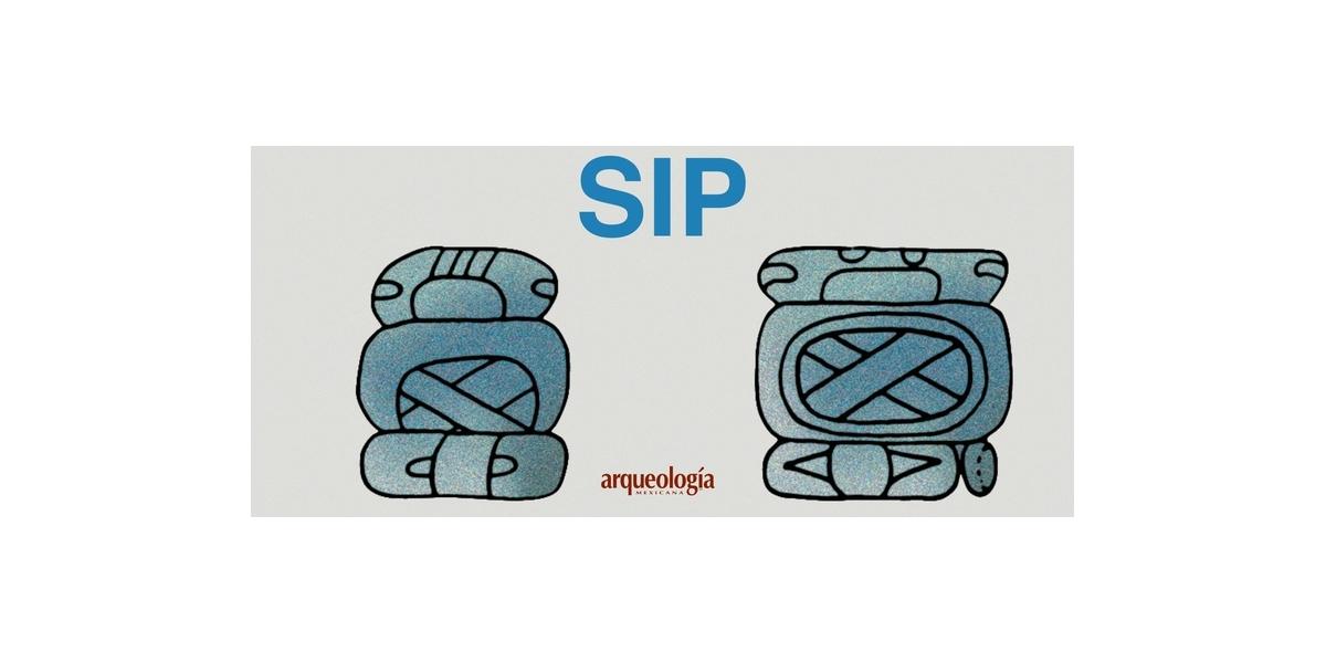 Veintenas mayas: SIP