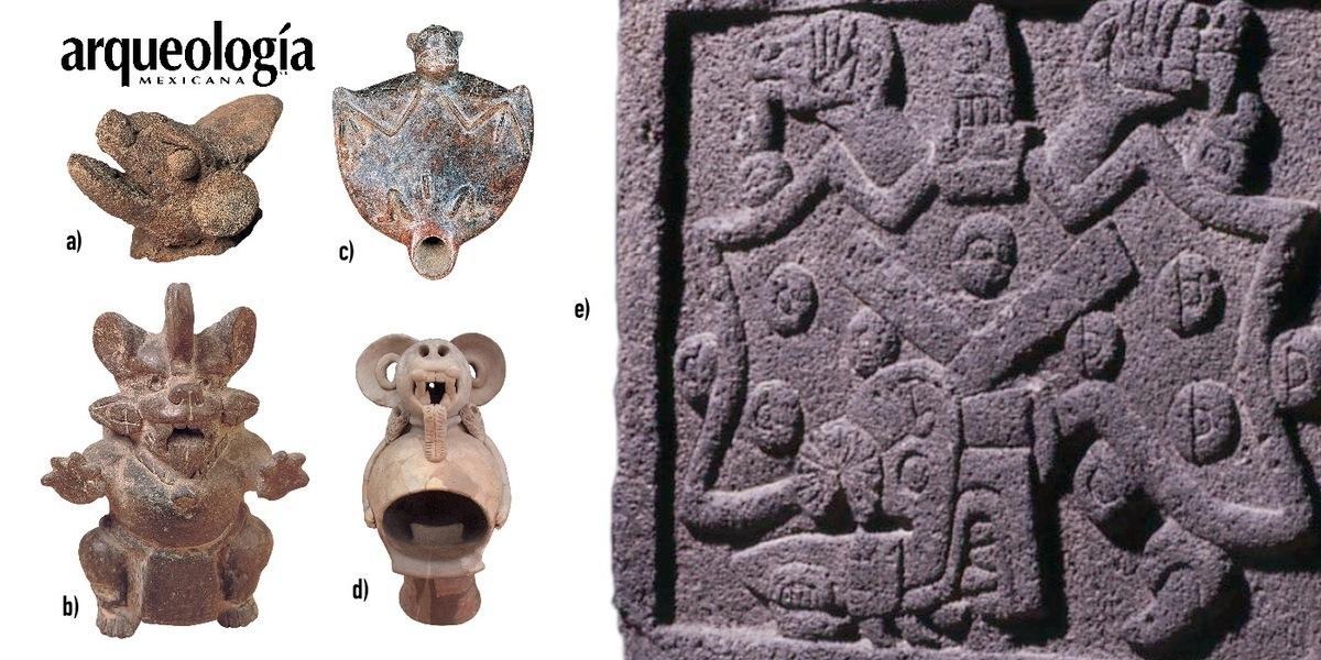 Representaciones del dios Murciélago