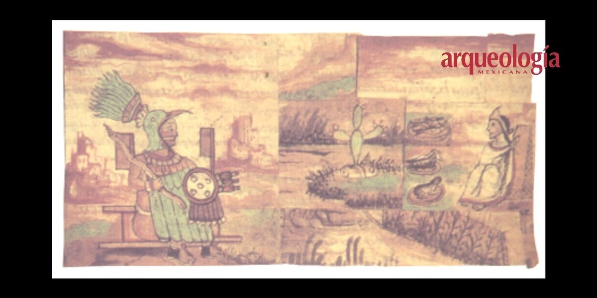 """Huitzilopochtli, """"Colibrí zurdo o colibrí del sur"""""""
