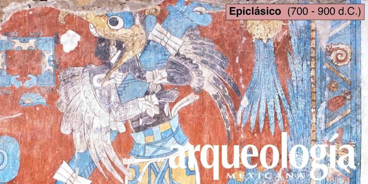 Epiclásico (700 - 900 d.C.)