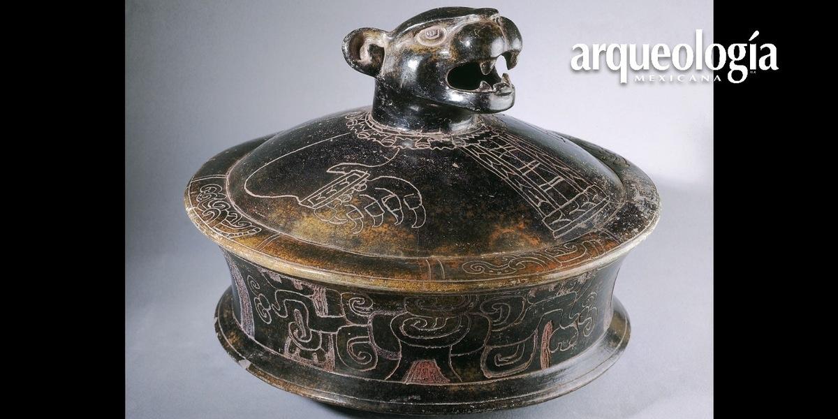 El Jaguar Del Inframundo Arqueologia Mexicana