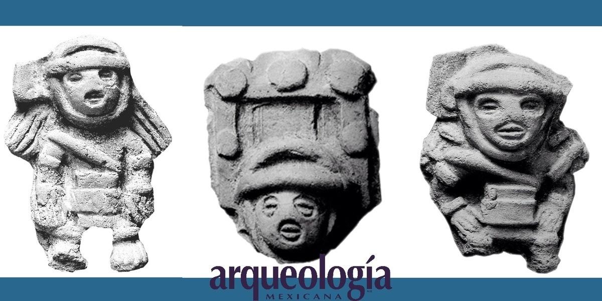 """El """"dios con máscara"""" de Teotihuacan"""