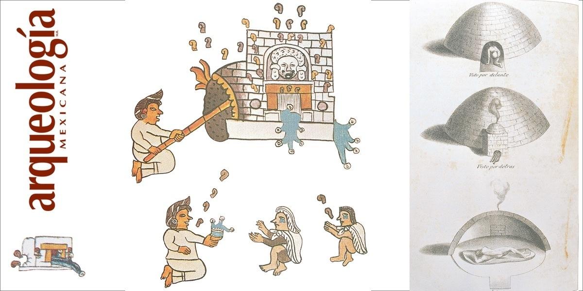 El temazcal, el baño de vapor prehispánico