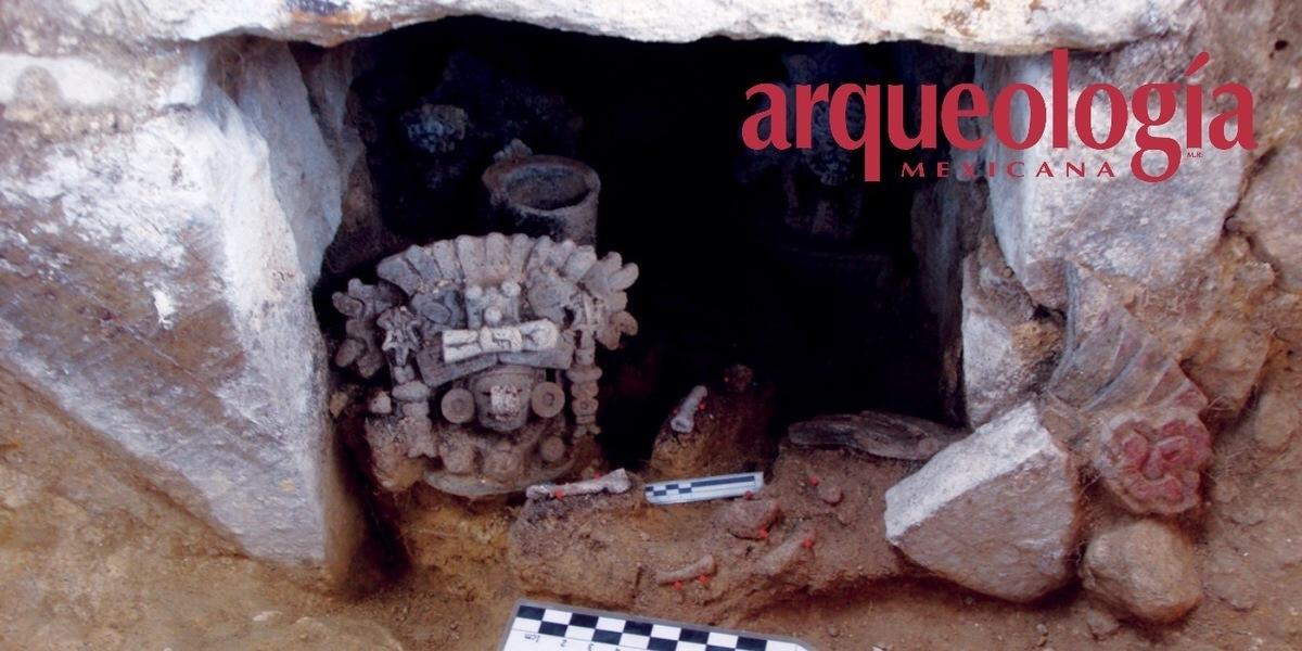 Sistemas funerarios de Atzompa