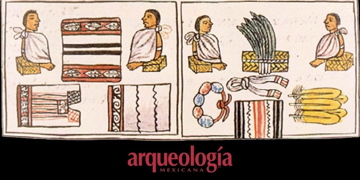 Los pochtecas en la obra de Sahagún