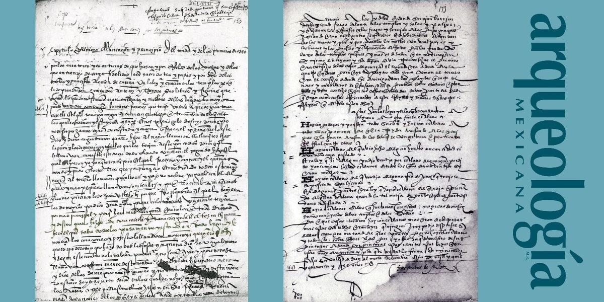Éstas son leyes que tenían los indios de la Nueva España, Anáhuac o México