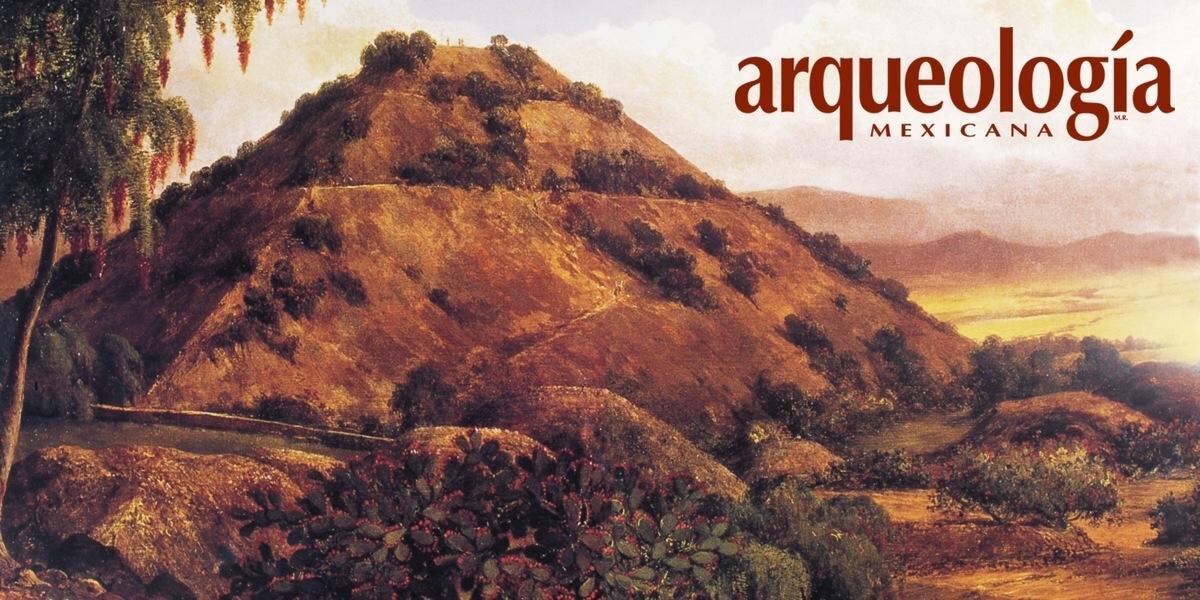 La Pirámide Del Sol Teotihuacan Estado De México Arqueología