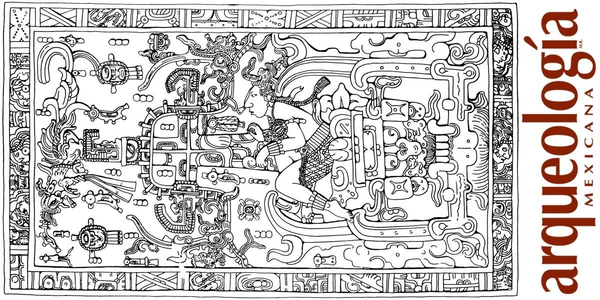 ¿Un astronauta en Palenque?