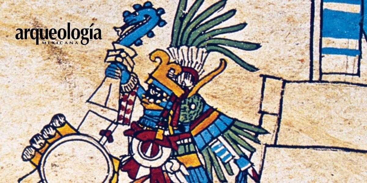 La identidad mexica expresada en el simbolismo de xíhuitl