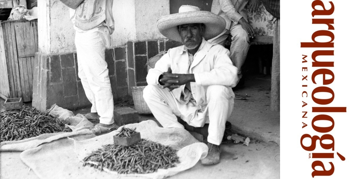 Del origen del chile según mitos contemporáneos