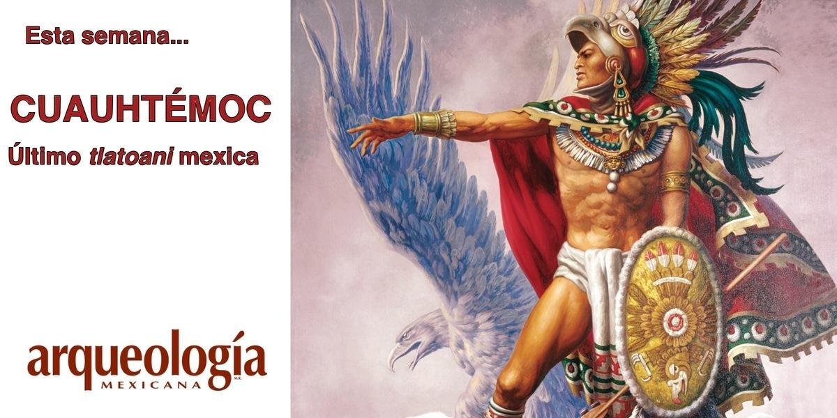 Cuauhtémoc, el último tlatoani mexica