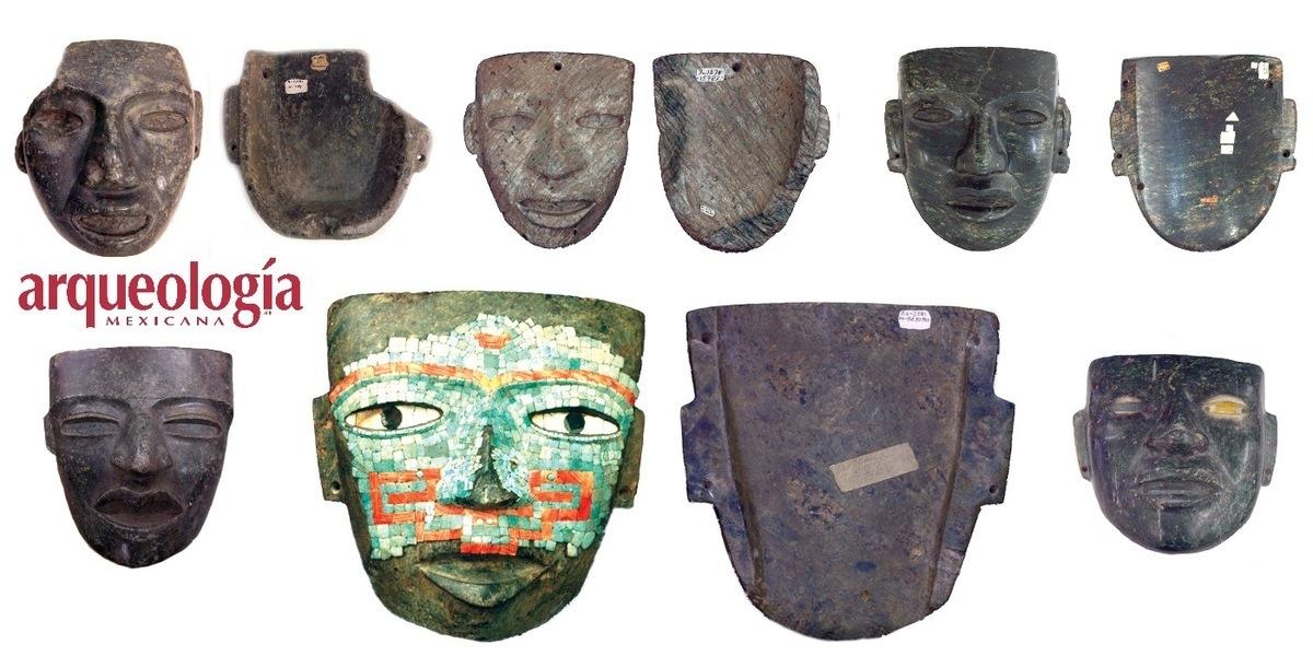 Máscaras de Teotihuacan. Una tipología preliminar