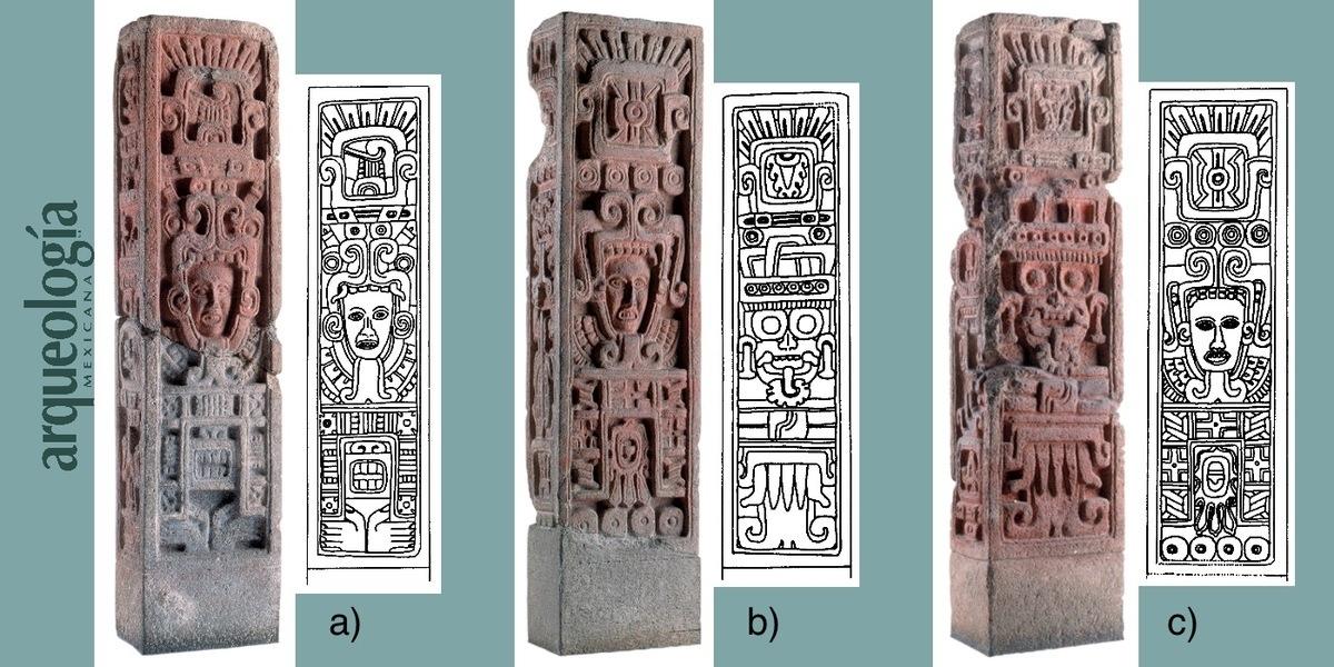 Xochicalco. La serpiente emplumada y Quetzalcóatl