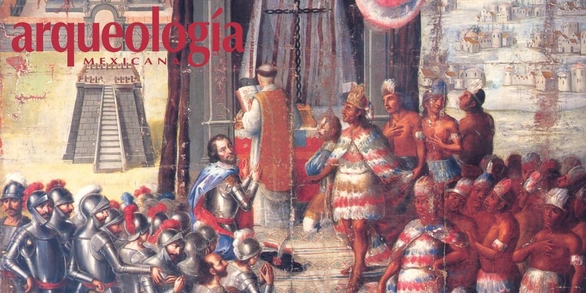Hernán Cortés y los religiosos